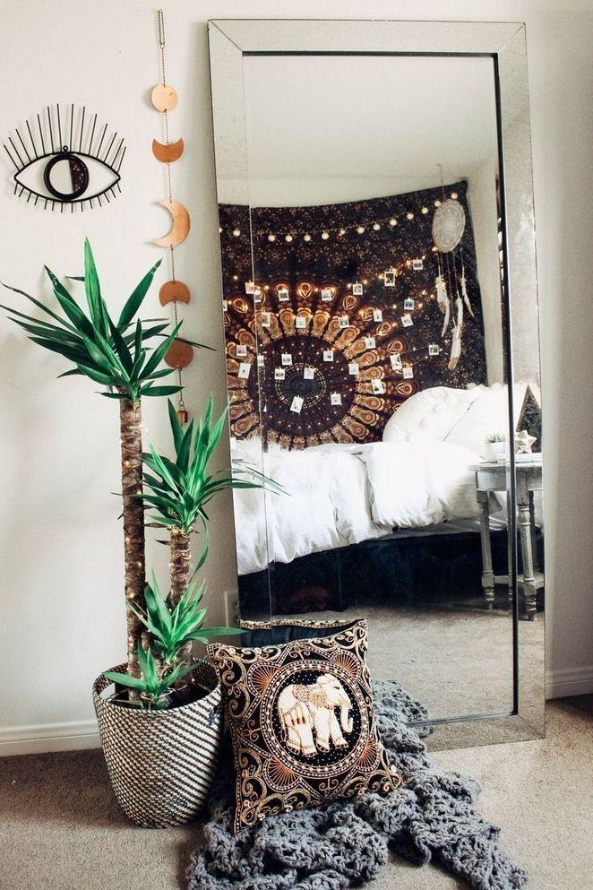 35+ Schöne Hippie Schlafzimmer Ideen Features